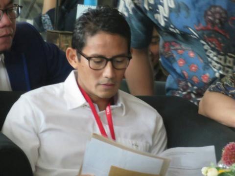 KPK panggil Sandiaga Uno periksa 2 kasus berbeda