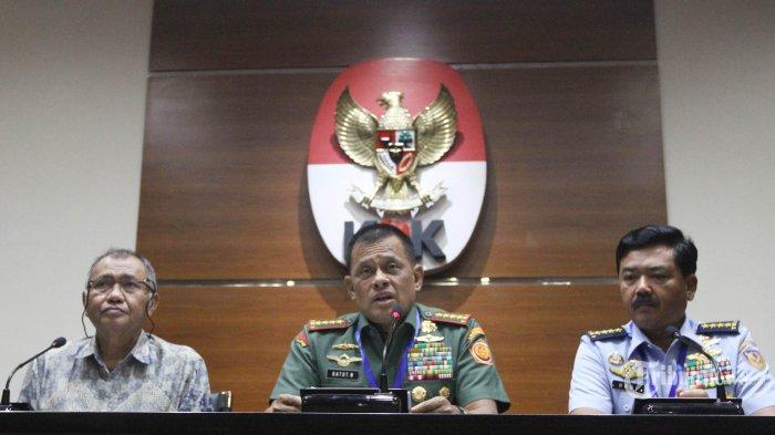 Rugikan negara Rp 220 miliar, Panglima TNI umumkan 3 tersangka pembelian helikopter AW101