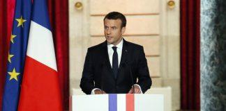 Usai dilantik, Presiden Prancis baru janjikan Renaissance
