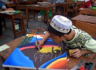 Etika wajib bagi penulis kaligrafi
