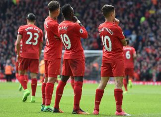Tekuk Middlesbrough, Liverpool lolos ke liga Champions