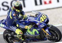 Start posisi ketiga, Rossi ingin lampaui target