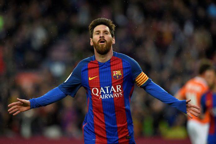 Bayar Rp 6,4 miliar, Messi lolos dari penjara