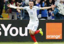 Jamie Vardy mundur dari Timnas Inggris karena cedera