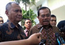 Jaksa Agung tanggapi anak buahnya yang kena OTT KPK