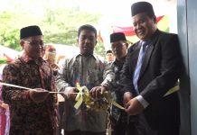 Gubernur resmikan Sekretariat KKR Aceh
