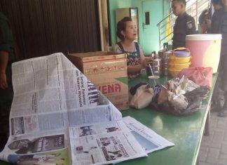 Jualan nasi di siang hari, Satpol PP dan WH: Ancaman hukuman cambuk