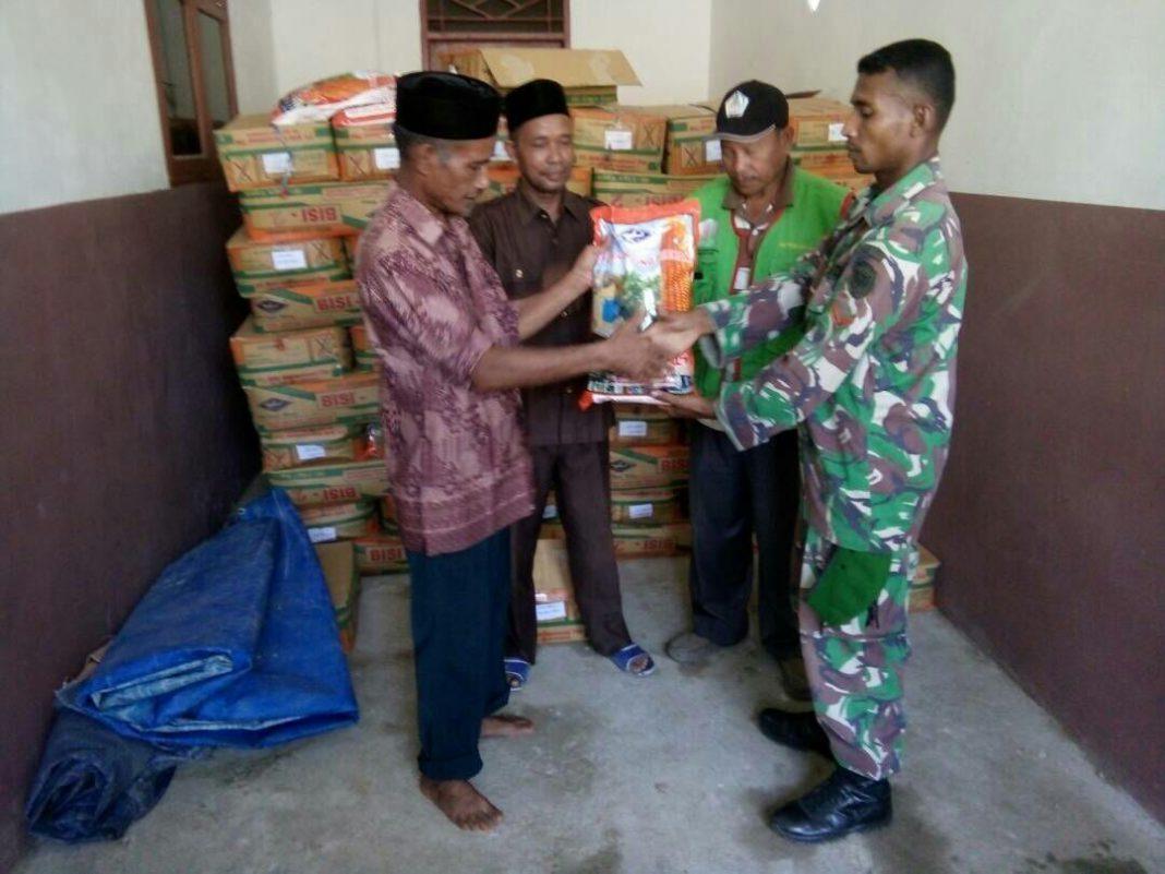 6 kelompok tani di Aceh Utara dapat 300 kg bibit jagung