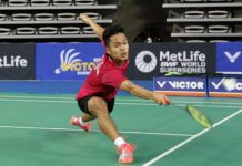 Pagi ini jadwal wakil Indonesia di final Korea Open Super Series