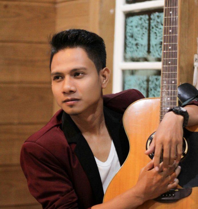 Cinta Petir, lagu dinyanyikan putra Aceh Jaya akan go nasional