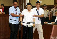 Beberapa fakta persidangan kasus korupsi e-KTP