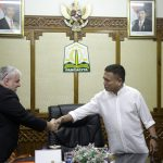 Irwandi tawarkan investasi di Aceh kepada investor asal Kanada