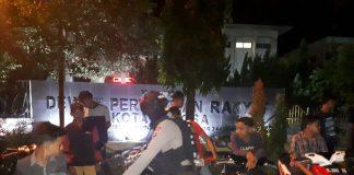 Sering balap liar di Kota Langsa, polisi amankan 13 motor