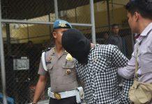 Tersangka pembunuhan di Gampong Mulia jalani pra rekontruksi