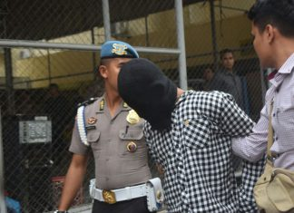 Ini alasan tersangka bunuh satu keluarga di Gampong Mulia