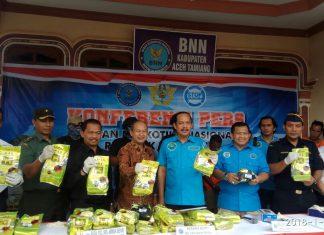 Di Aceh, BNN gagalkan penyelundupan 40 gram sabu-sabu dari Malaysia
