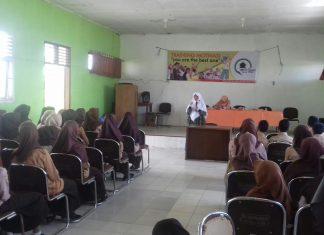 Rohis Center Aceh Timur adakan training motivasi