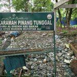 Peusaba: Makam dua ulama Aceh di Malaysia lenyap
