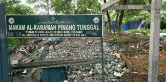 Ternyata makam ulama Aceh di Malaysia bukan lenyap