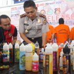 Pengoplos liquid vapor di Banda Aceh ditangkap