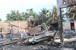 216 warga jadi korban kebakaran, Pemerintah Aceh beri bantuan