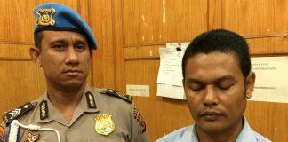 Hina polisi di facebook, perangkat gampong diamankan Polres Langsa