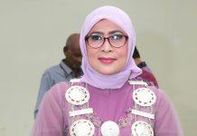 Cut Soraya dilantik jadi Dekan FKG Unsyiah