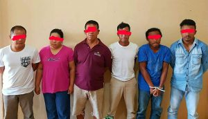 Dalam hitungan jam, Polres Langsa tangkap 6 orang tersangka narkotika