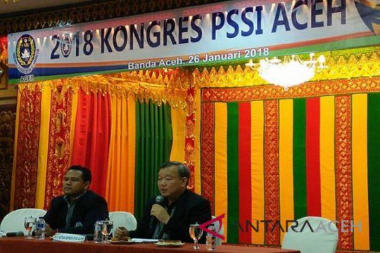 Kongres luar biasa PSSI Aceh versi Johar Lin Eng digelar 24 Februari