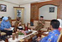 Bertemu Wagub, KOMPAK bahas pengelolaan dana otsus Aceh