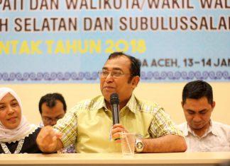 Empat parlok berhak ikut Pemilu 2019 di Aceh