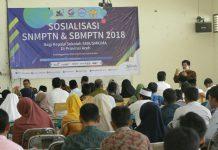 Unsyiah sosialisasikan SNMPTN dan SBMPTN ke sekolah di Aceh