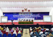 Rektor Unsyiah: Jika sekolah belum isi PDSS, siswa tak bisa ikut SNMPTN