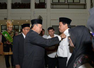 Asisten I Setda Aceh: Kita buktikan agama bawa kesejukan