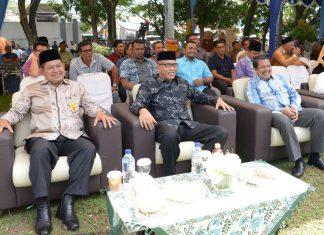 Wagub hadiri peringatan maulid Dinas Pengairan Aceh
