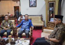 Temui Wagub, mantan menteri Malaysia: Kita ingin belajar dari Aceh