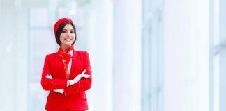 Pramugari diwajibkan berjilbab di Bandara SIM, 2 maskapai taati aturan