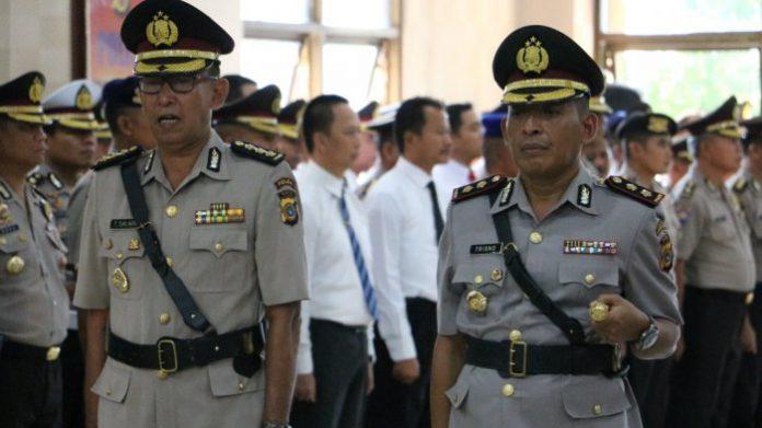 AKBP Trisno jadi Kapolresta Banda Aceh, Saladin sebagai Kabid TIK Polda Aceh