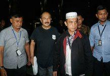 Detik-detik mantan Pengacara Setnov digelandang KPK