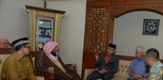 Pengusaha Arab jajaki peluang investasi di Aceh