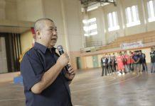 Pesan Ketua Perbasi Pusat untuk basket di Aceh