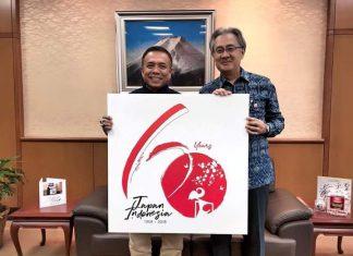 Bertemu Dubes Jepang, Irwandi minta Aceh Marathon dipromosikan di Tokyo