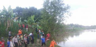 Rencana pasang listrik di kebun, seorang warga tenggelam di Krueng Aceh