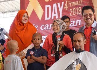 Peduli pada penderita kanker, warga Aceh rela diplontos