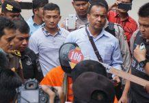 Pembunuh sadis di Gampong Mulia peragakan 106 adegan