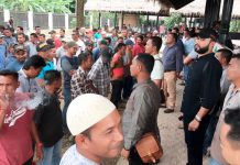 Ratusan mantan GAM silaturrahmi di rumah pahlawan nasional