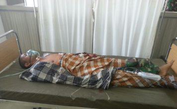 Dua anggota TNI kena ledakan granat saat latihan di Rindam Mata Ie