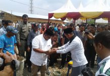 Pihak ketiga bangun 126 kios di Aceh Utara, masa pengelolaan 25 tahun