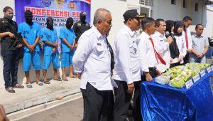 BNN gagalkan penyeludupan 20 kg sabu dari Penang ke Aceh