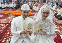 Sah, Tommy Kurniawan nikah dengan gadis Aceh
